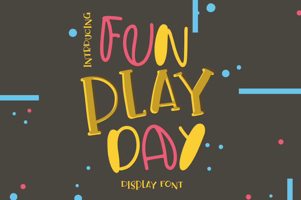Fun Play Day example image 1