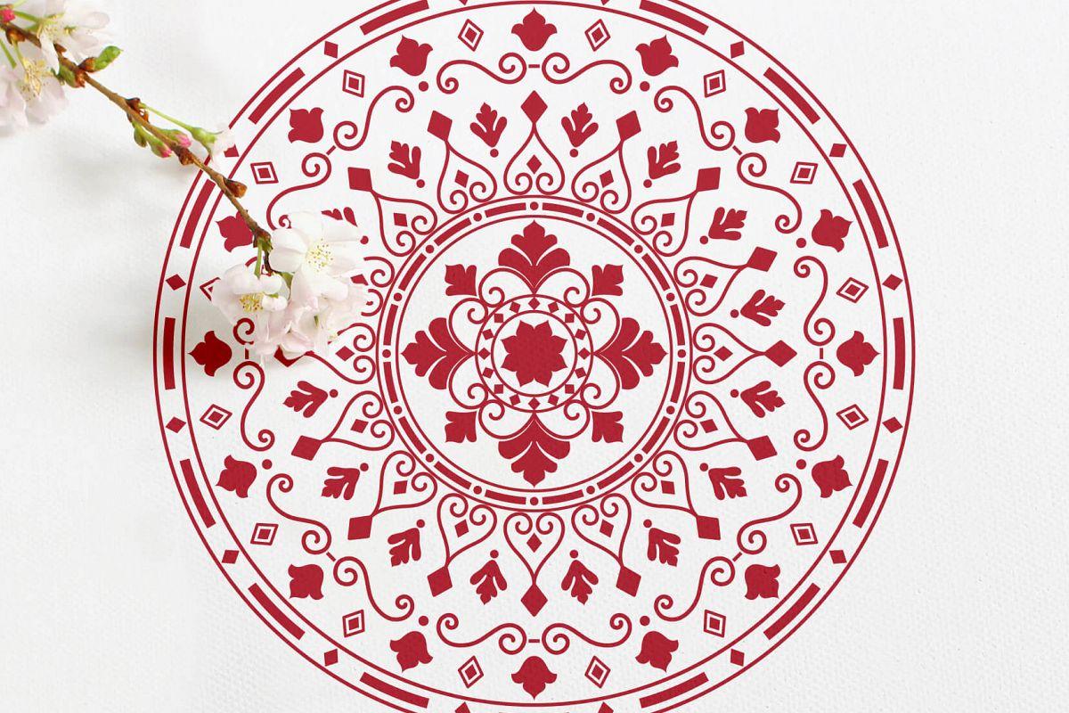 Mandala Ornaments example image 1