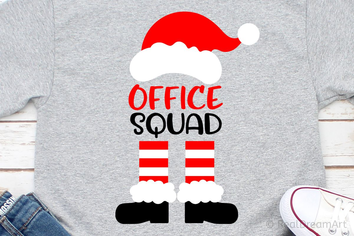 Office Squad SVG, DXF, PNG, EPS example image 1