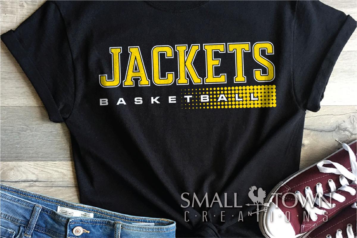 Jackets, Basketball, Sports, Design, PRINT, CUT, DESIGN example image 1