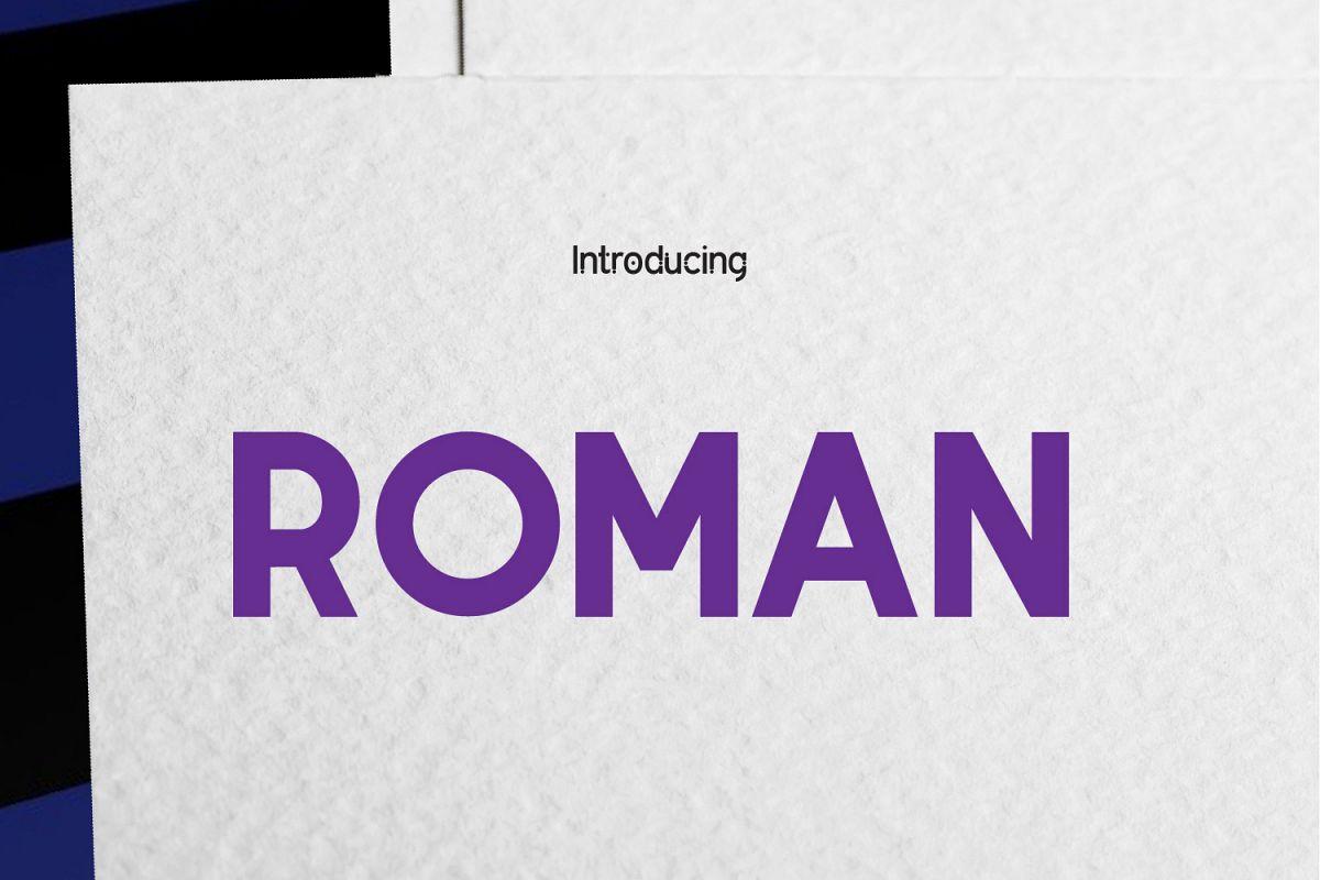 ROMAN example image 1