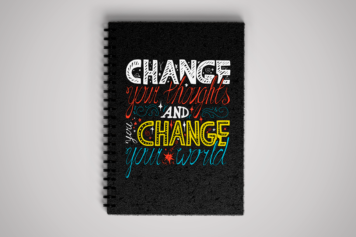 Change Your Thoughts example image 1