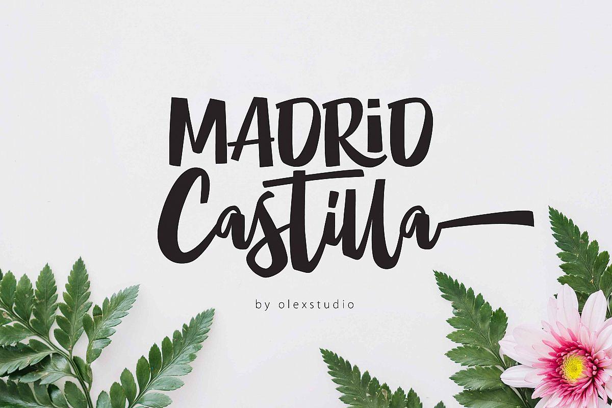 MADRID Castilla example image 1