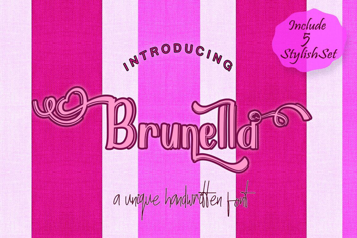 Brunella example image 1