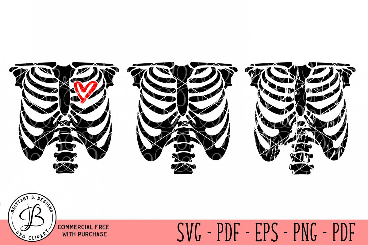 SKeleton Silhouette SVG, Skeleton SVG, Skeleton silhouette example image 1