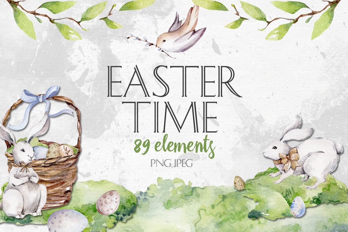 EASTER TIME example image 1