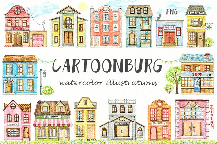 Cartoonburg example image 1
