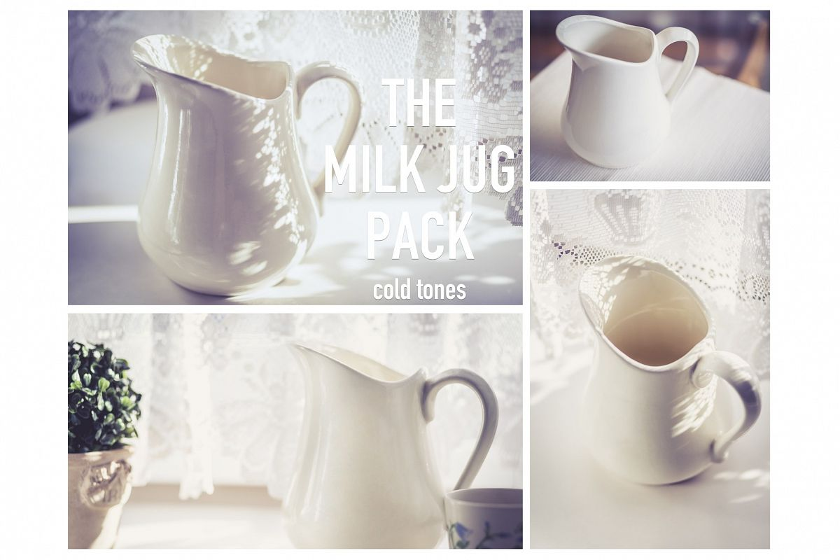 The MILK JUG Pack | cold example image 1