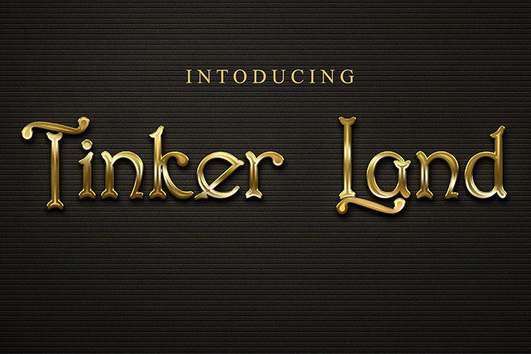 Tinker Land example image 1