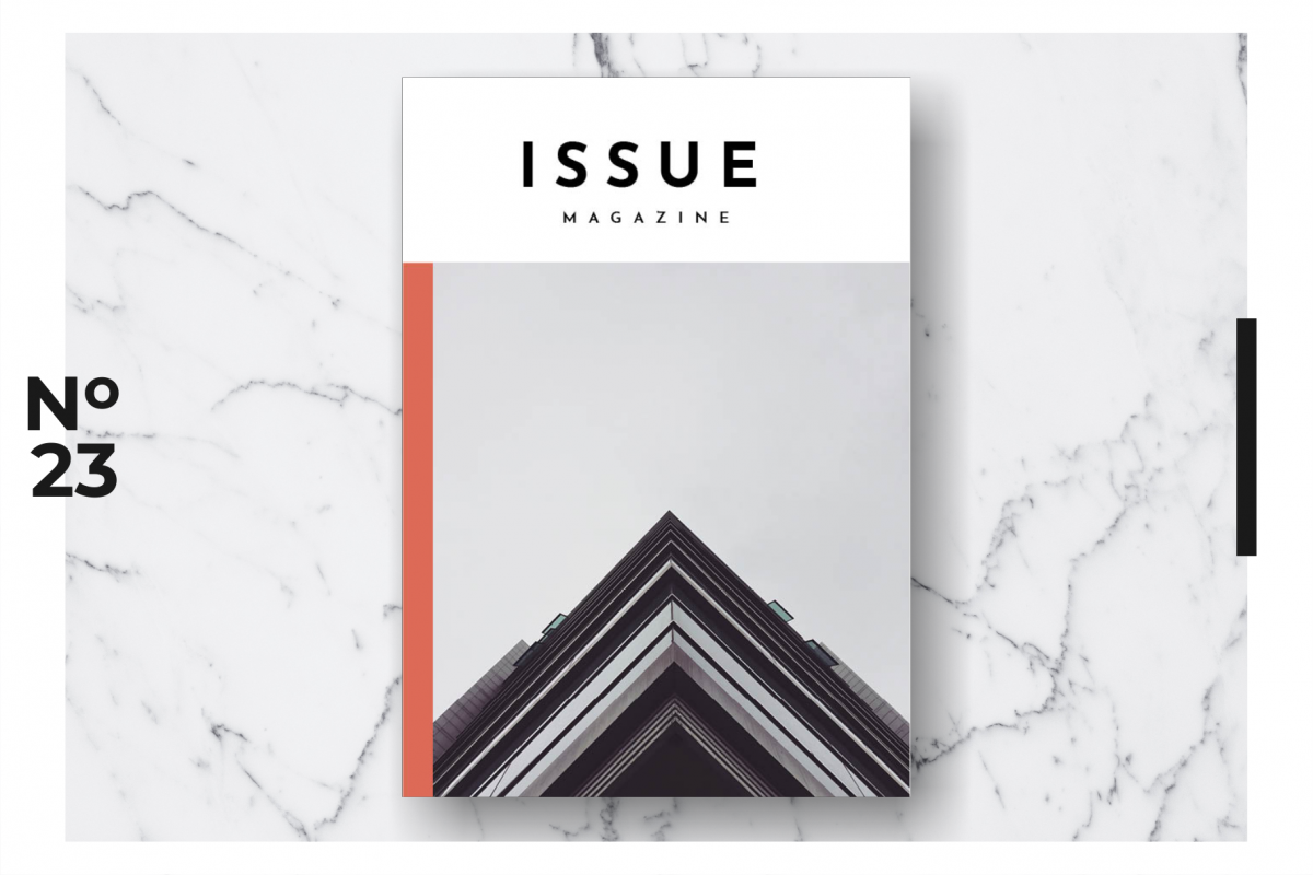 Magazine Template Vol. 16 example image 1