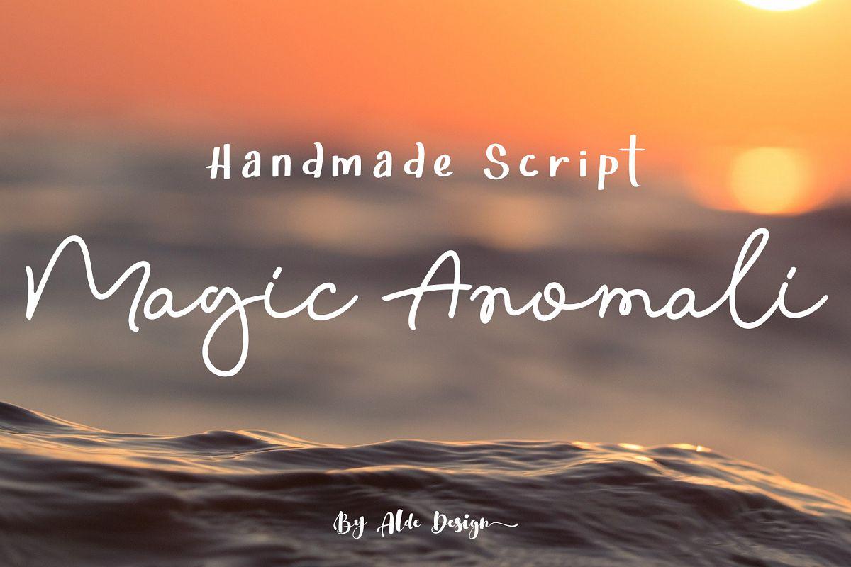 Magic Anomali example image 1