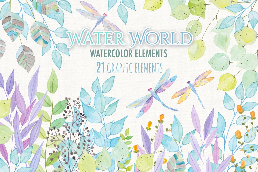 Water World example image 1