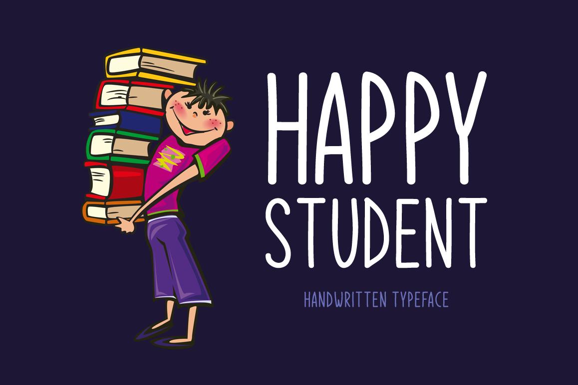 Happy Student example image 1