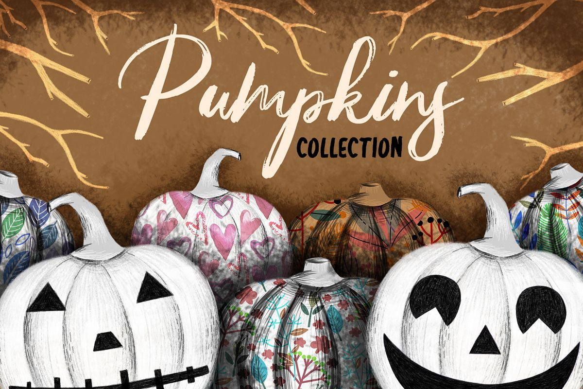 Pumpkins Collection example image 1