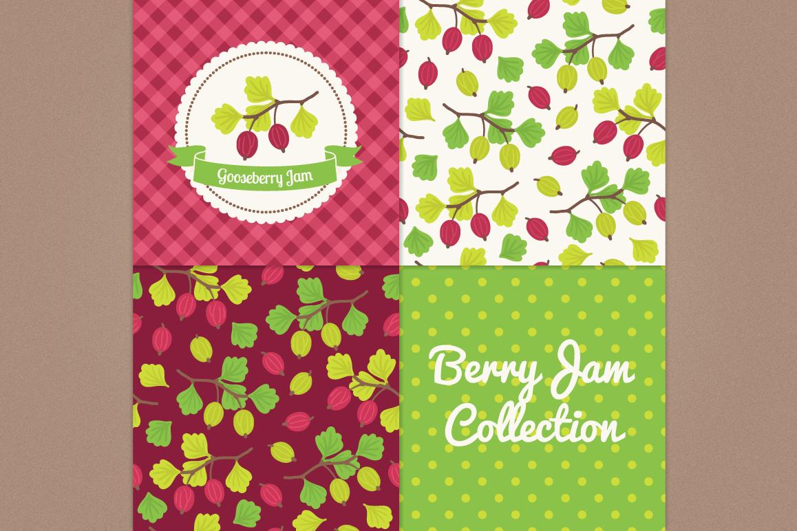 Gooseberry Jam example image 1