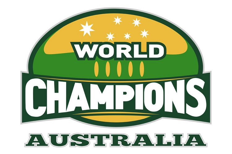 rugby ball world champions australia example image 1