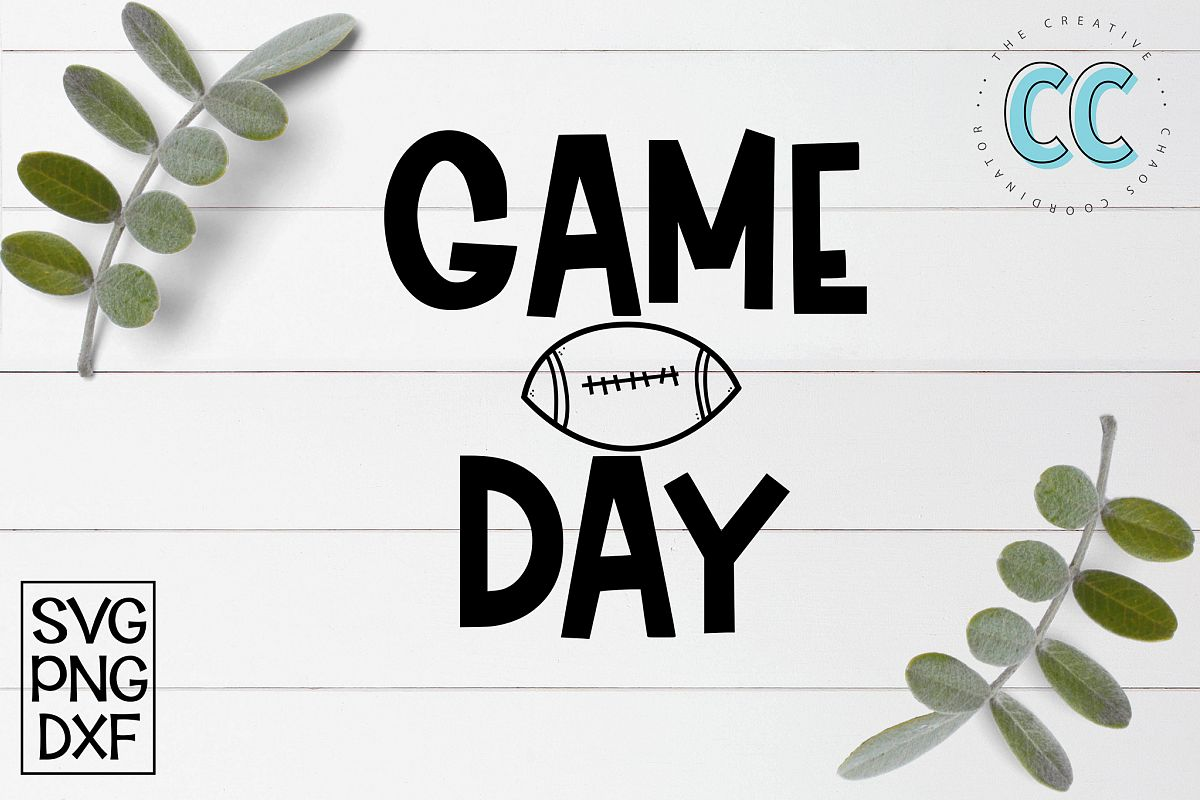 Game Day - Football example image 1