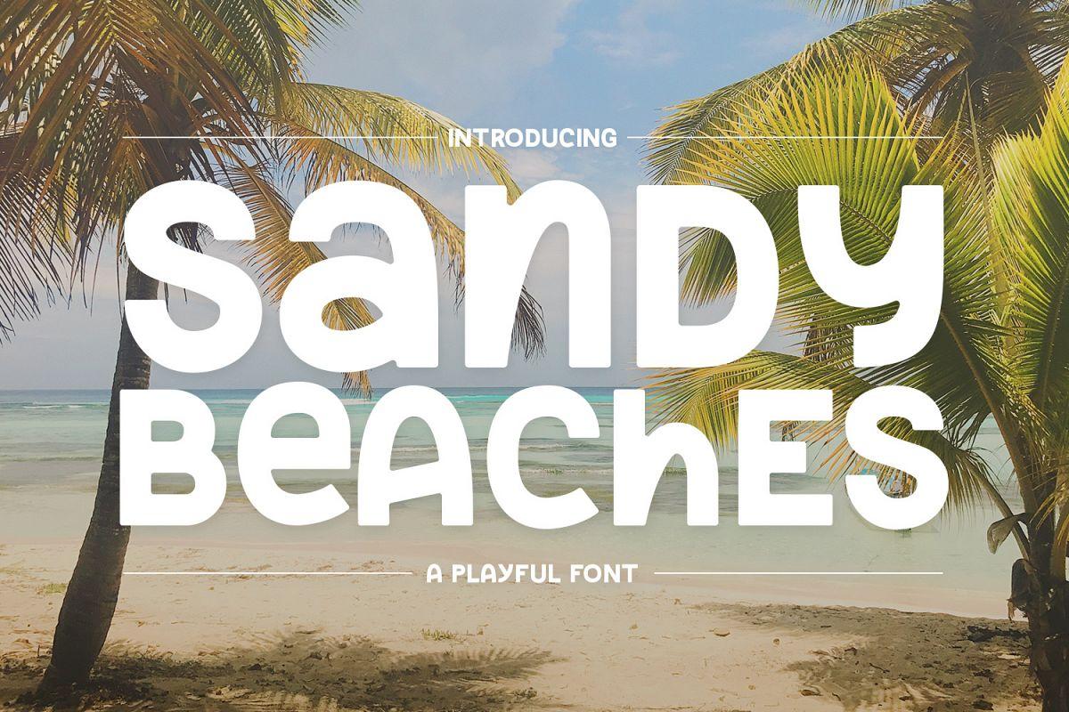 Sandy Beaches example image