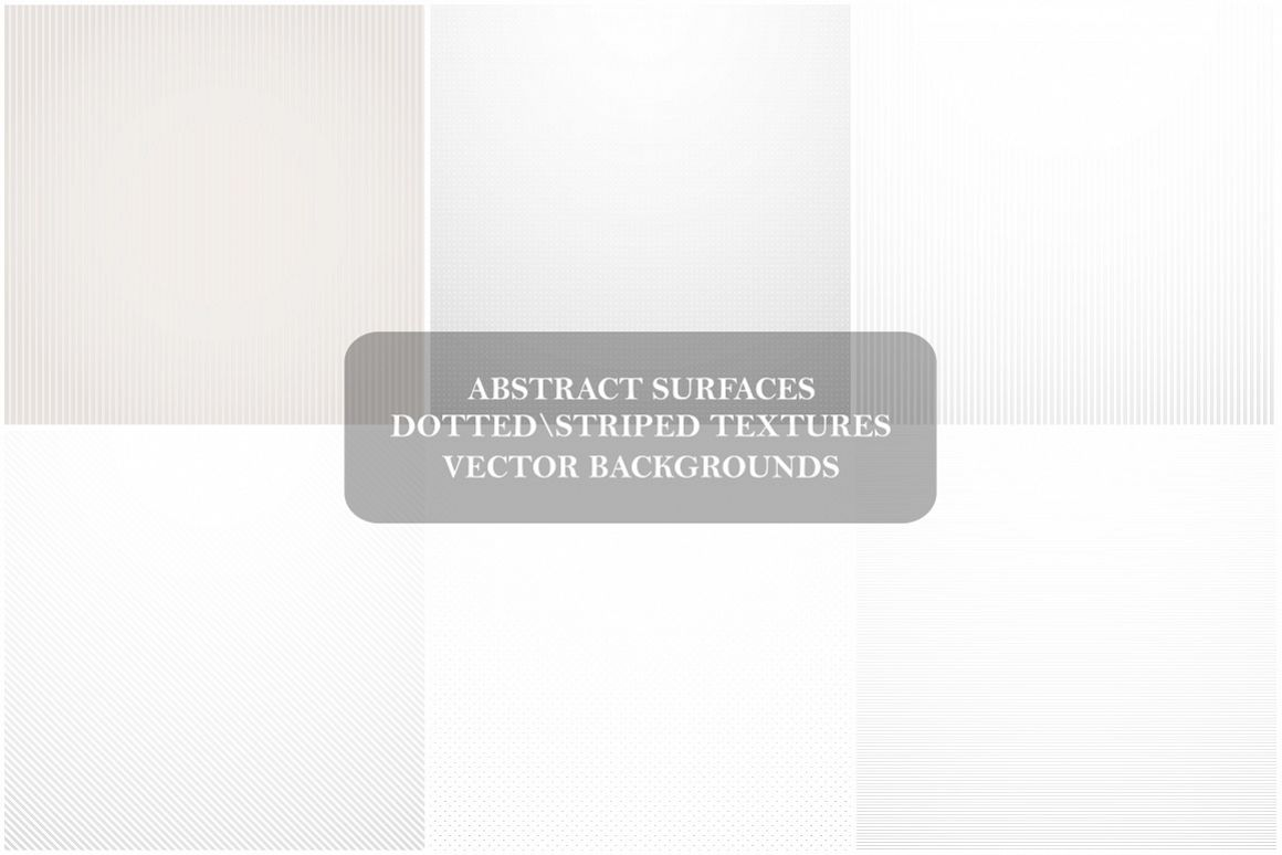 Vector dotted striped white textures example image 1