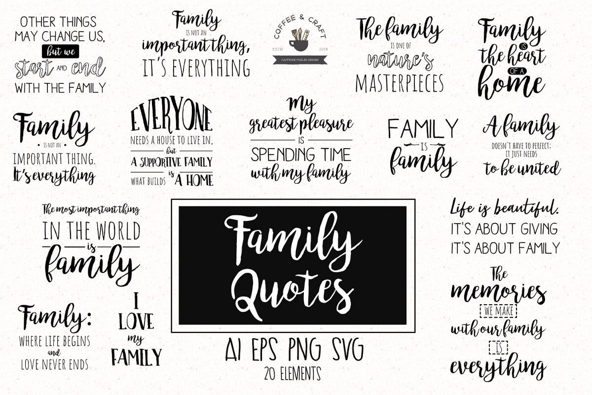 Family Quotes example image 1