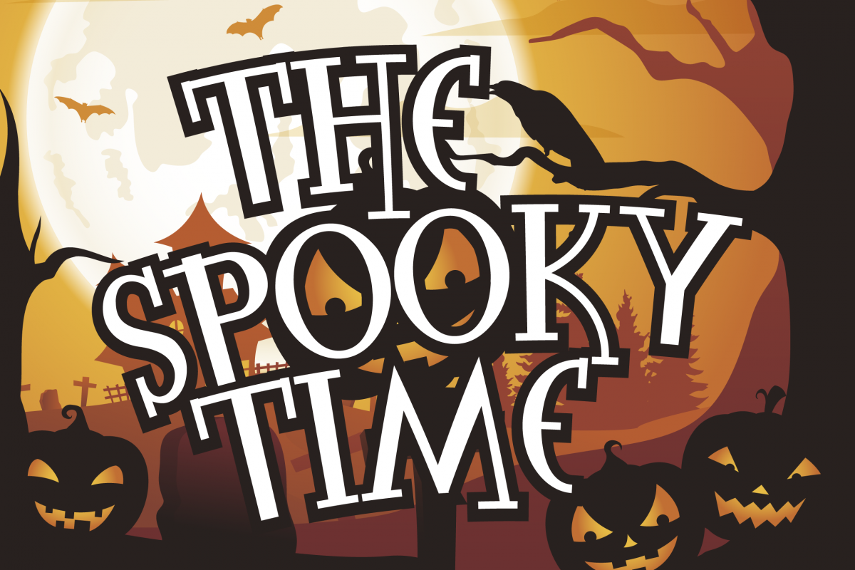The Spooky Time example image 1
