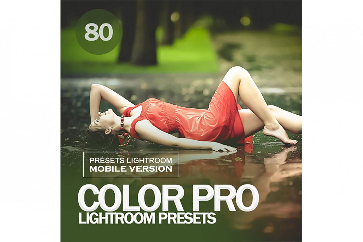 Color Pro Lightroom Mobile Presets example image 1