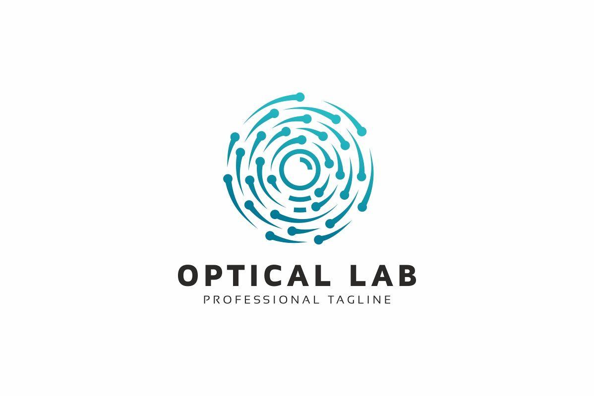 Optical Lab Logo example image 1