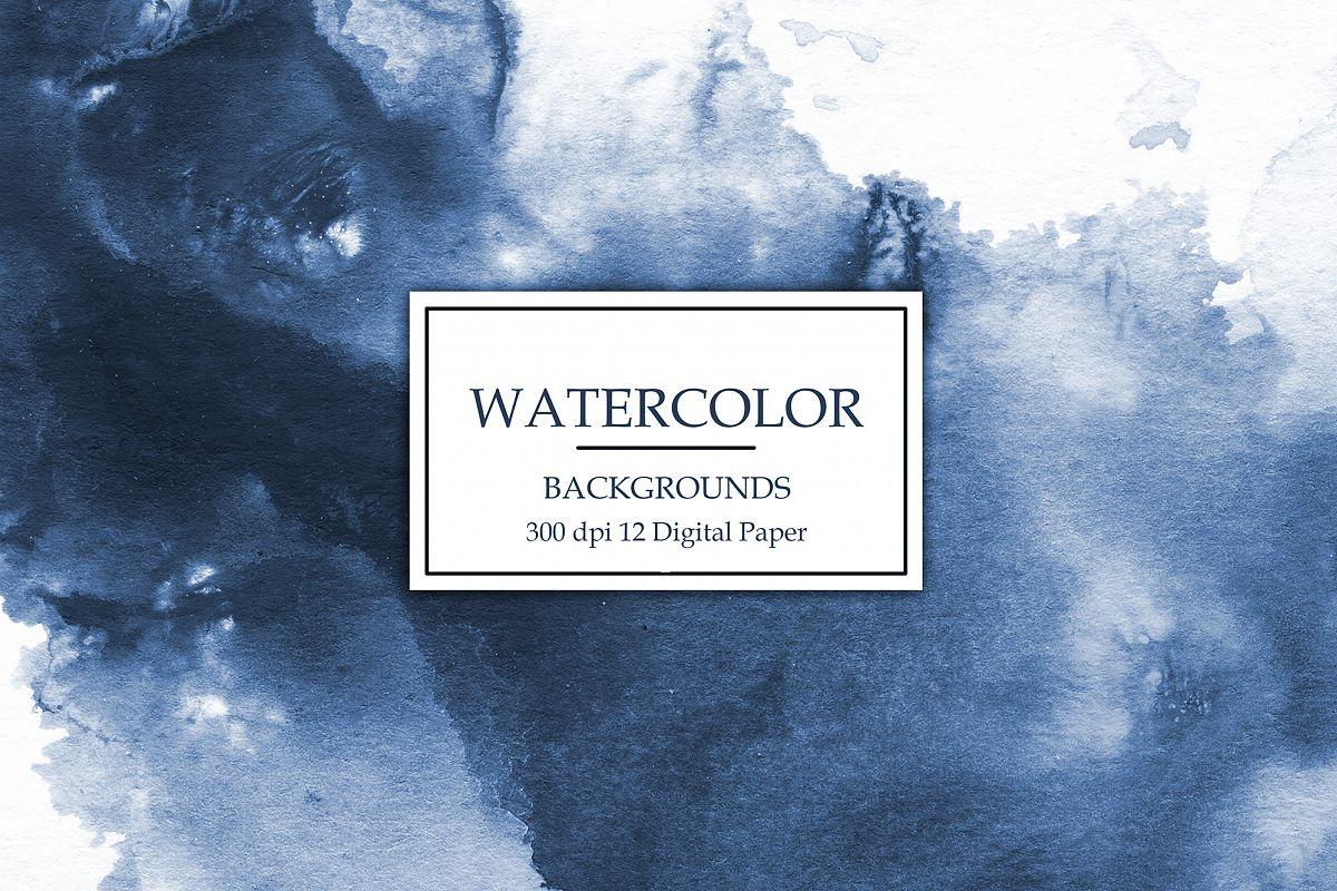 Watercolor Backgrounds example image 1