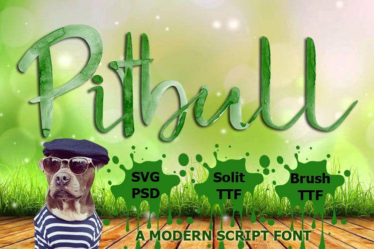 Pitbull example image 1