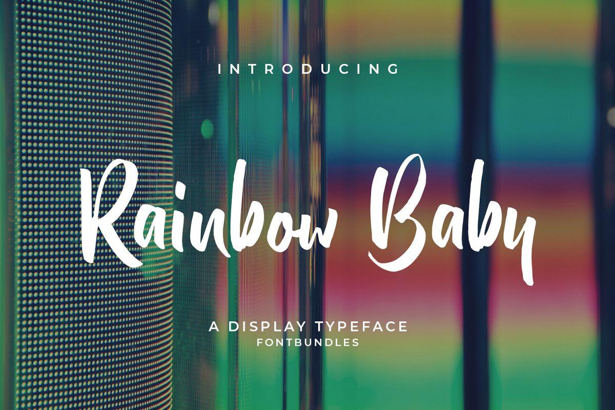 Rainbow Baby example image 1