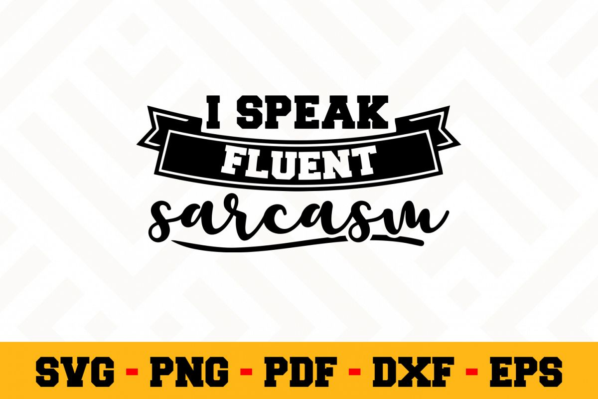 Funny SVG Design n636 | Funny Quote SVG Cut File example image 1