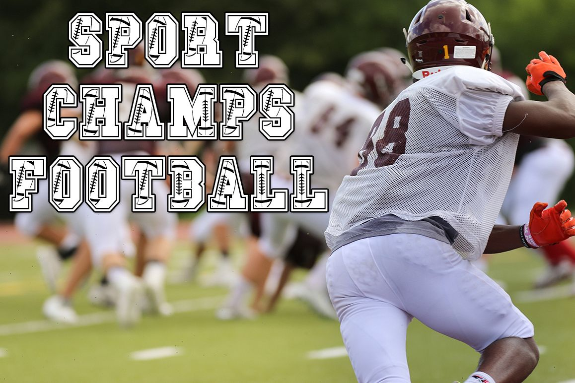 Sport Champs Football Font example image 1