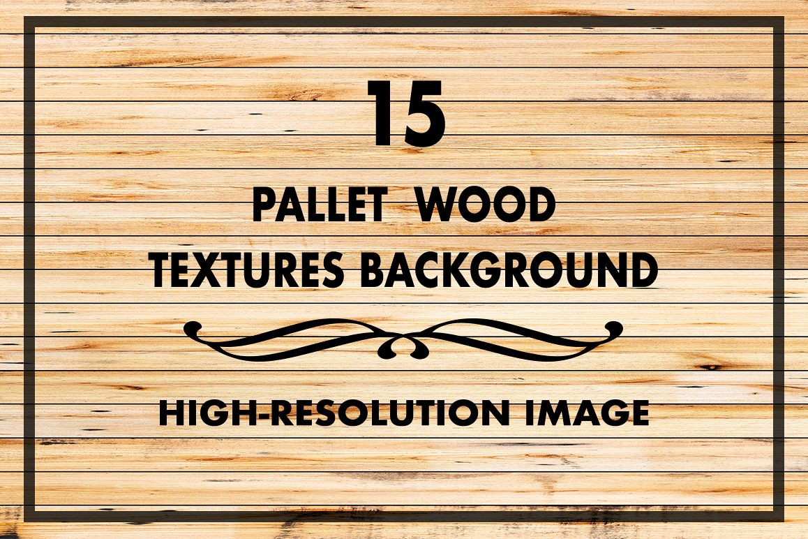 15 Pallet Wood Texture Background example image 1