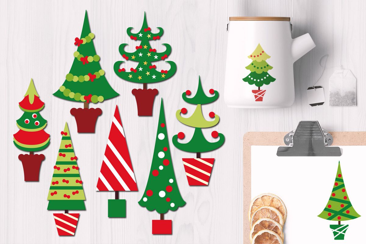 Christmas Tree example image 1