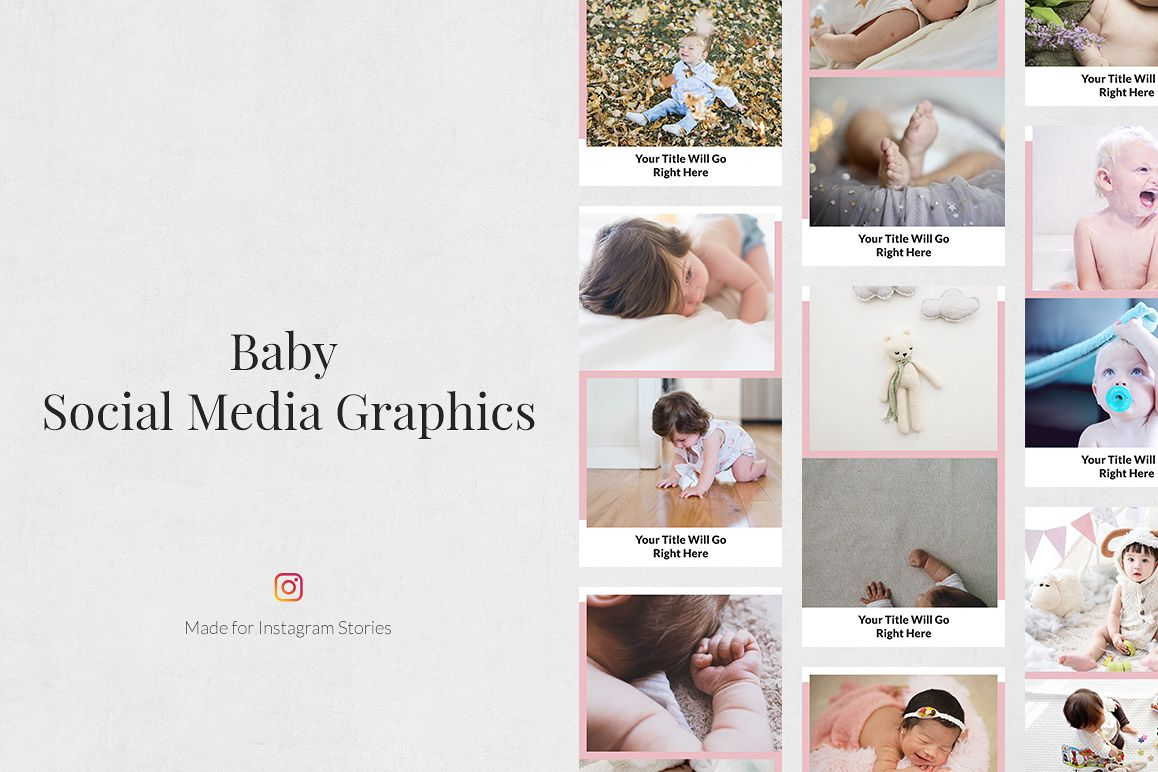 Baby Instagram Stories example image 1