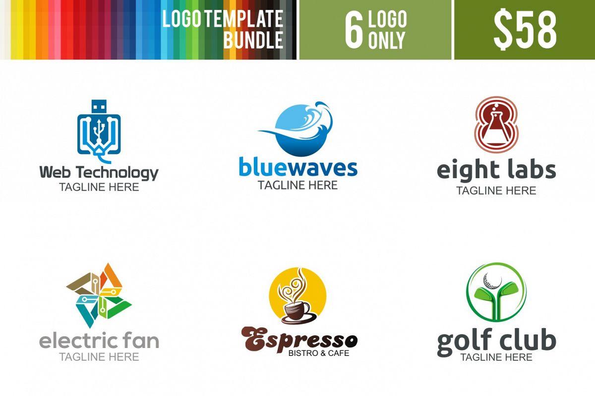 Logo Bundle#10 example image 1