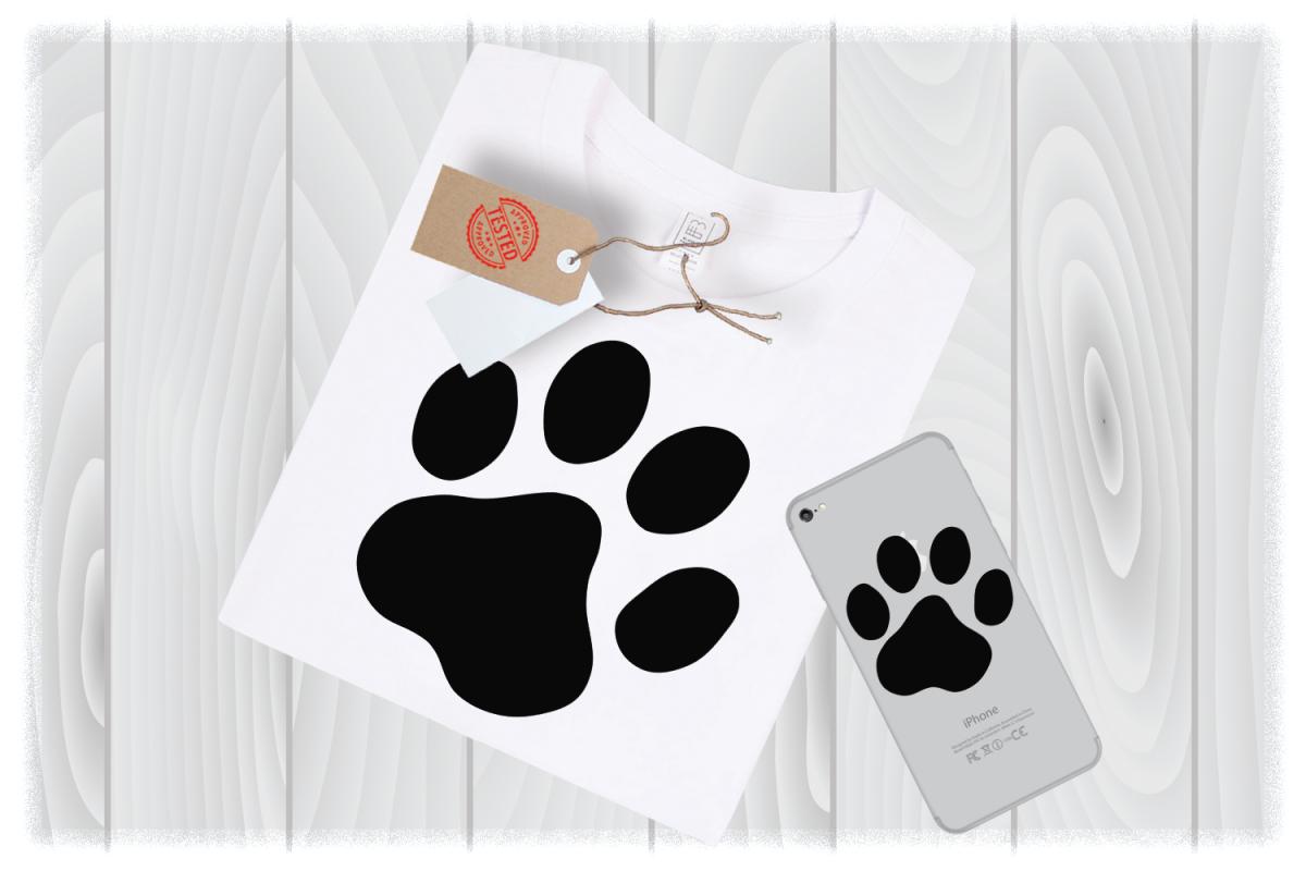 Download Dog Paw Print Svg Files for Cricut Designs | Animal SVG ...
