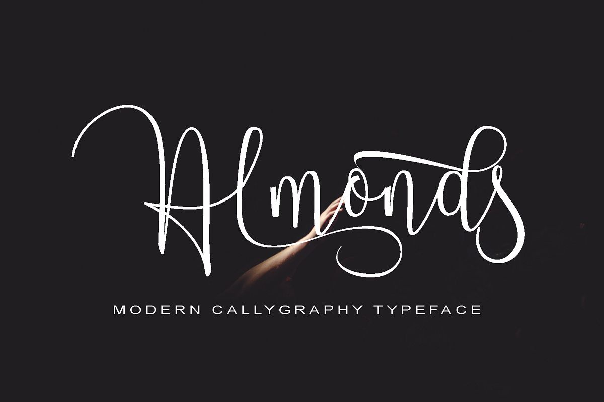 Almonds Script example image 1
