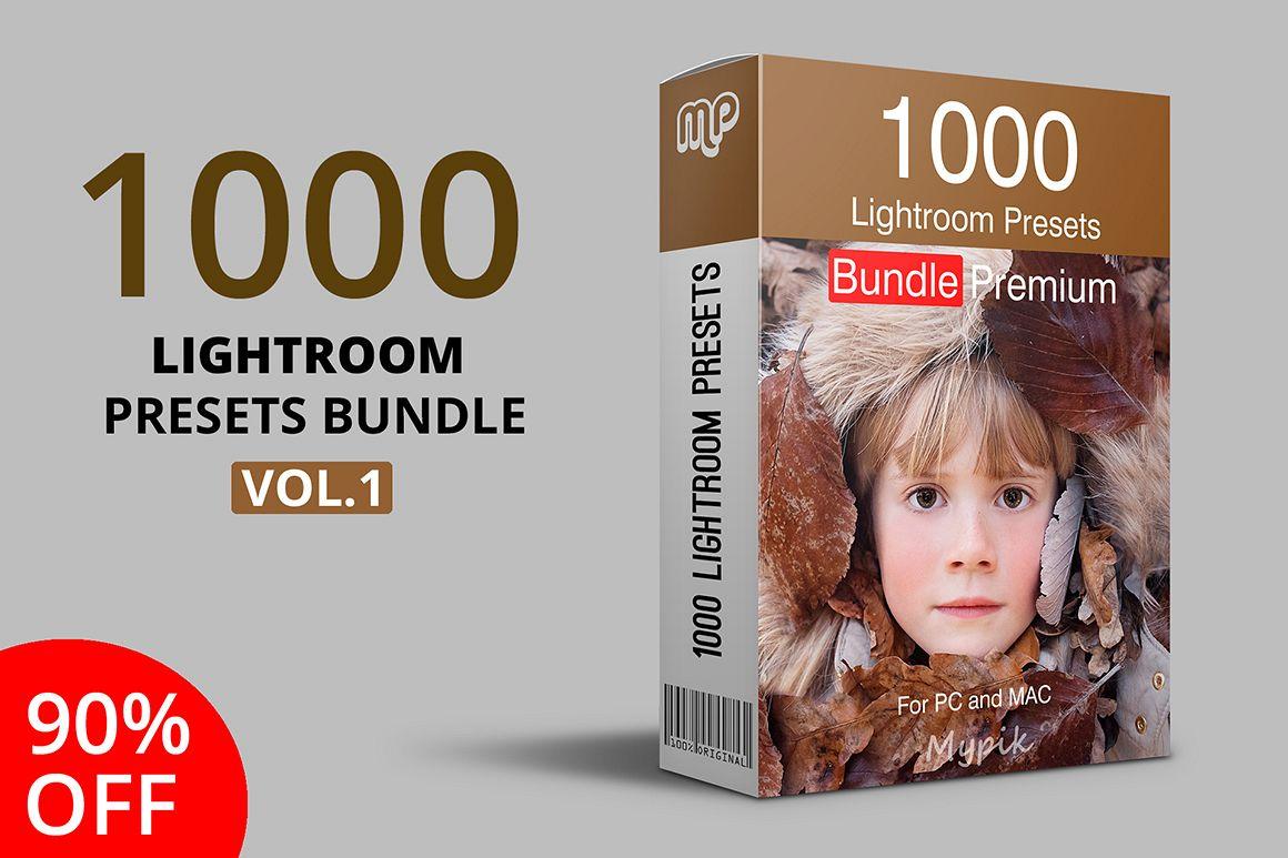 1000 Lightroom Presets Bundle example image 1