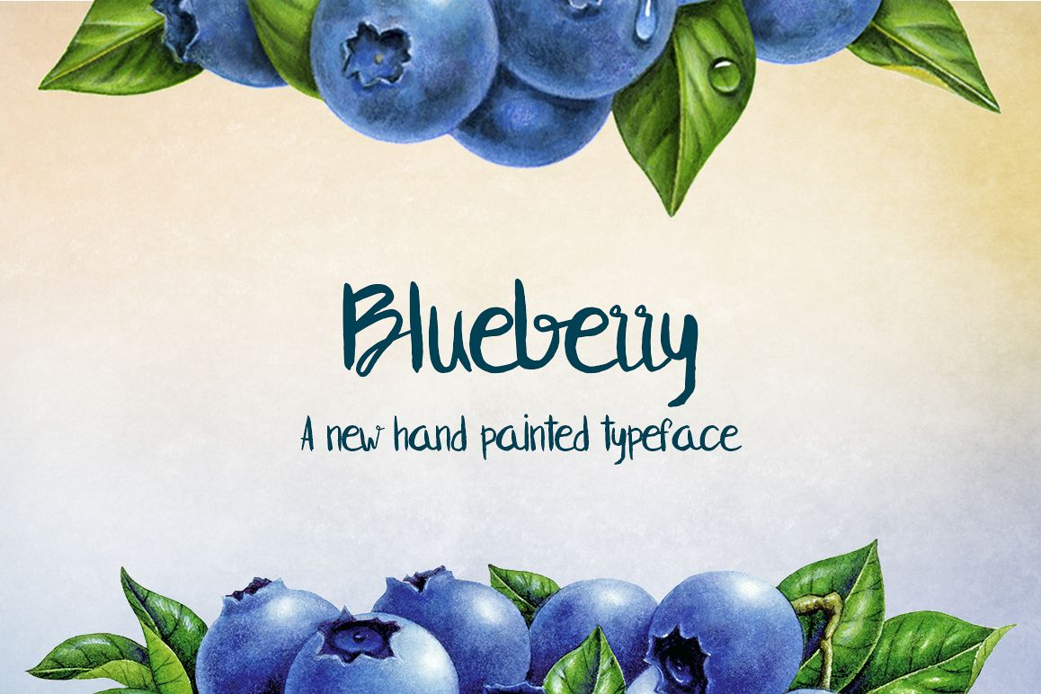 Blueberry example image 1
