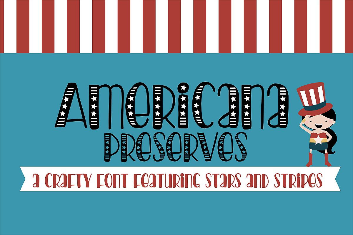 PN Americana Preserves example image 1