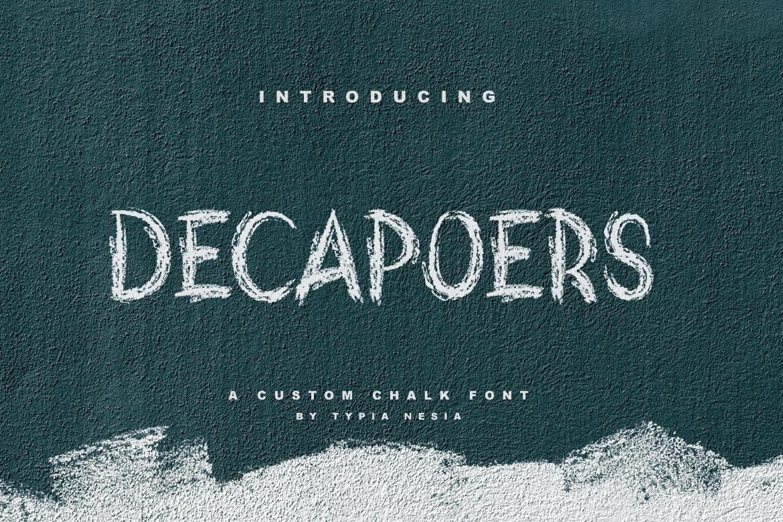 DeCapoers example image 1