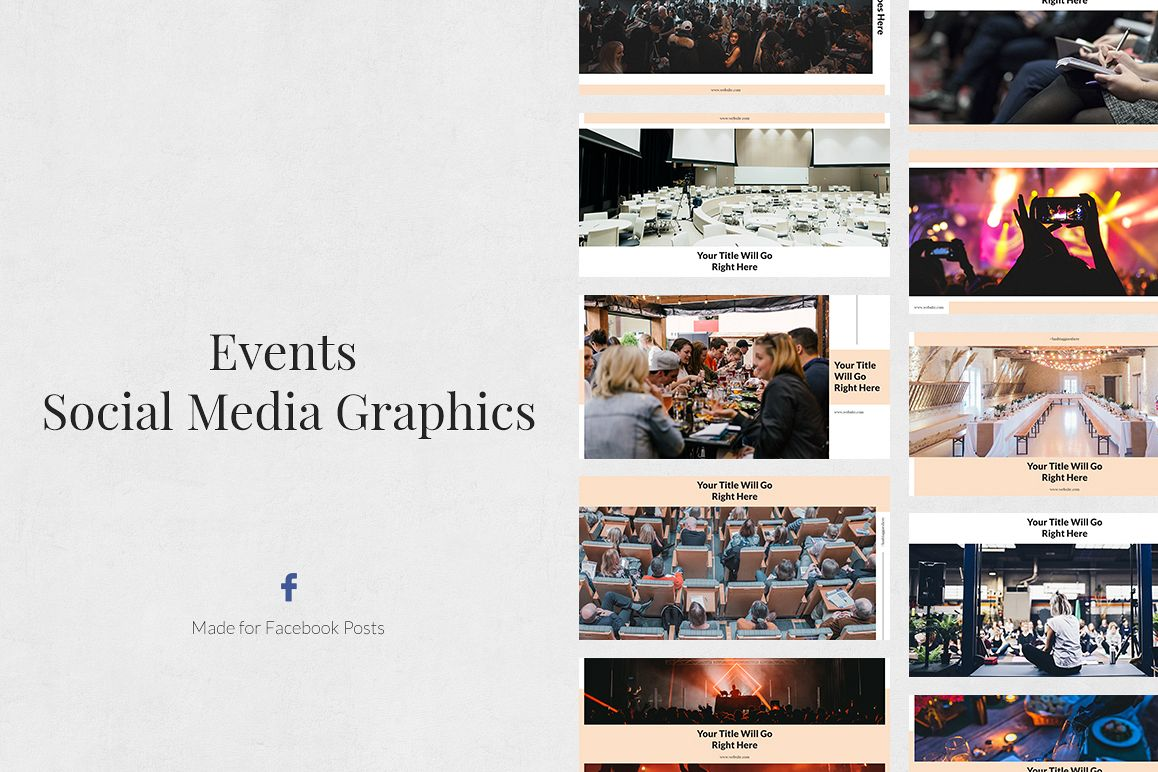 Events Facebook Posts example image 1