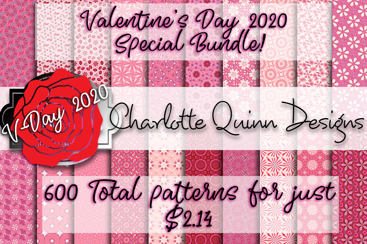 Valentine's Day 2020 Bundle example image 1