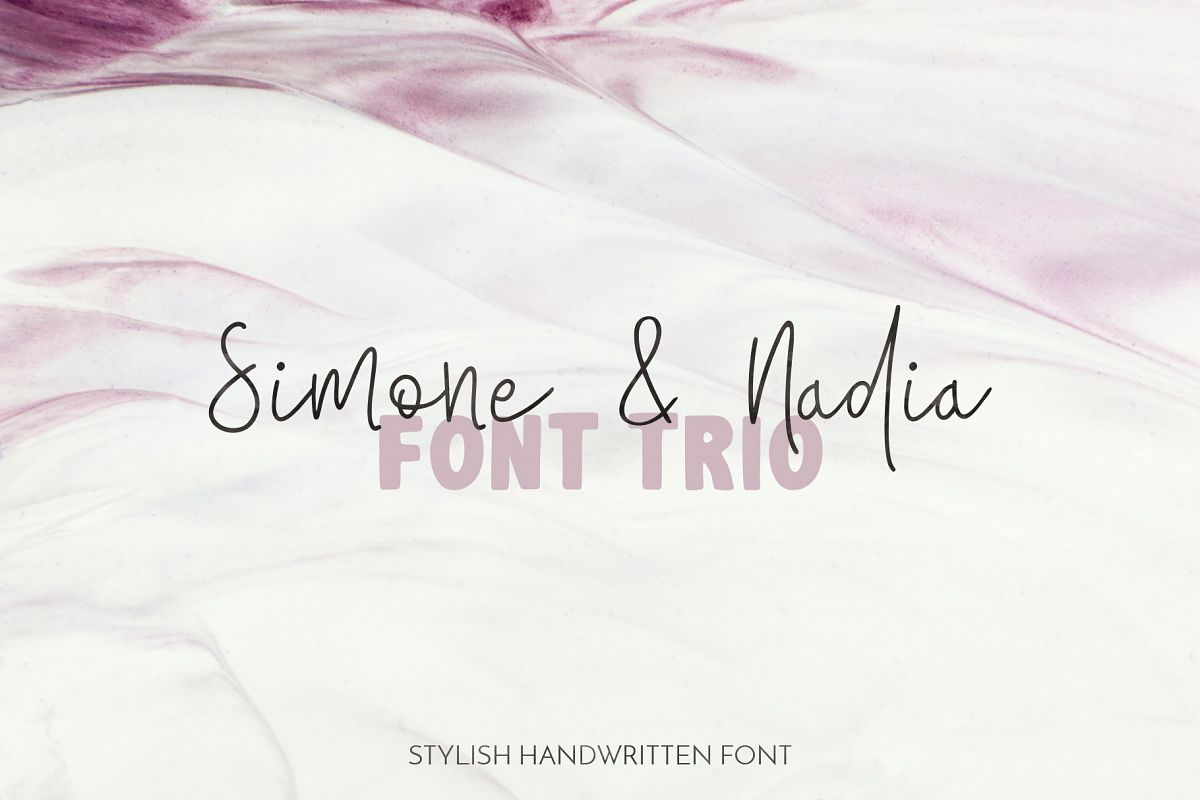 Simone & Nadia Font Trio example image 1