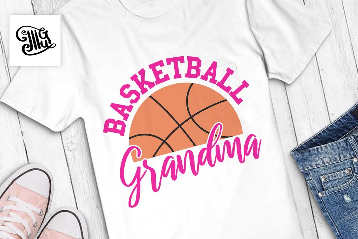 Basketball grandma example image 1