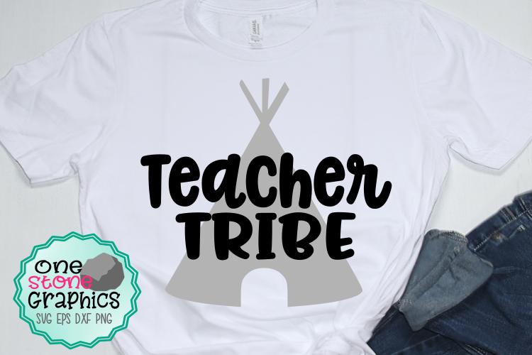 Teacher tribe svg,teacher tribe svgs,teaching svg,teachers example image 1