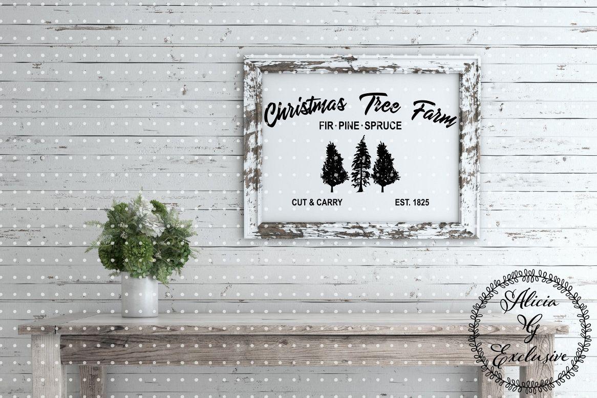 Christmas Tree Farm example image 1