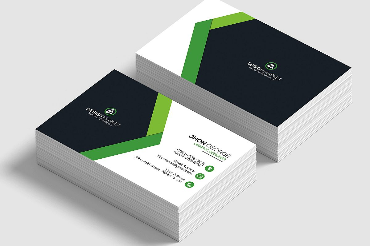 Business Visitig Cards example image 1