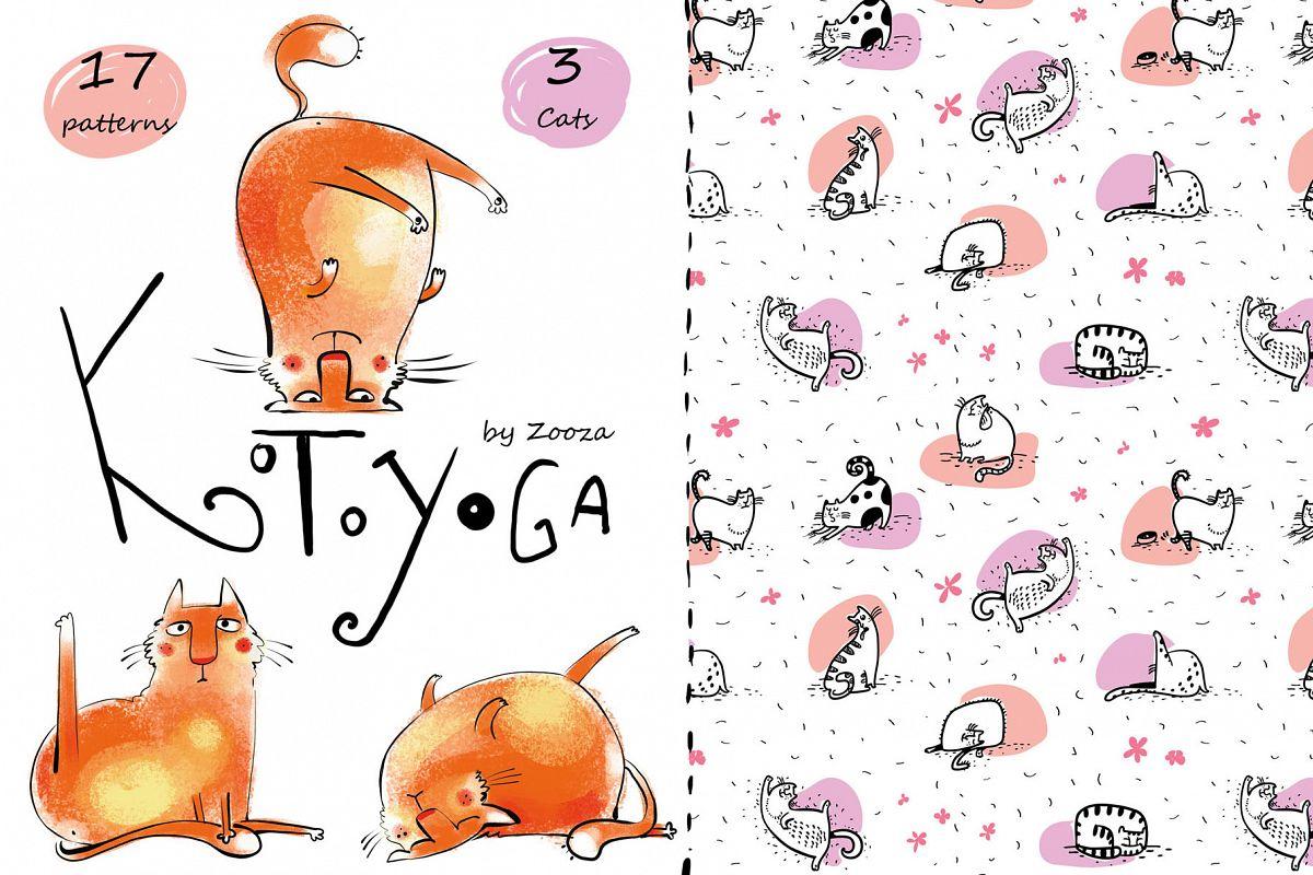 KotoYoga - patterns example image 1